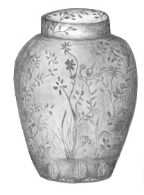 Ginger Jar_BW